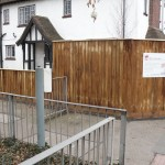 Close board fencing in cambridge
