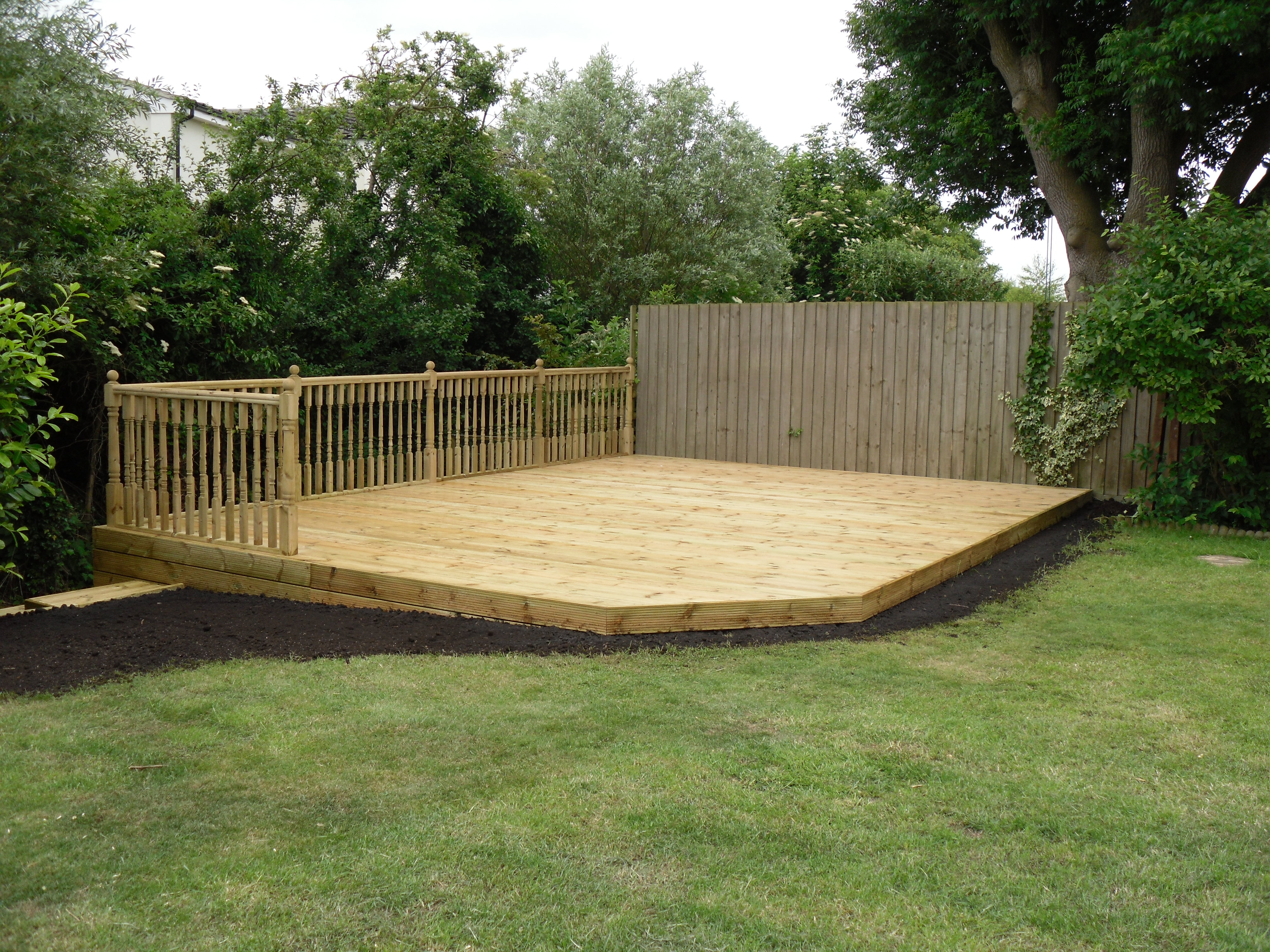 Garden decking ideas joy studio design gallery best design for Garden decking designs uk
