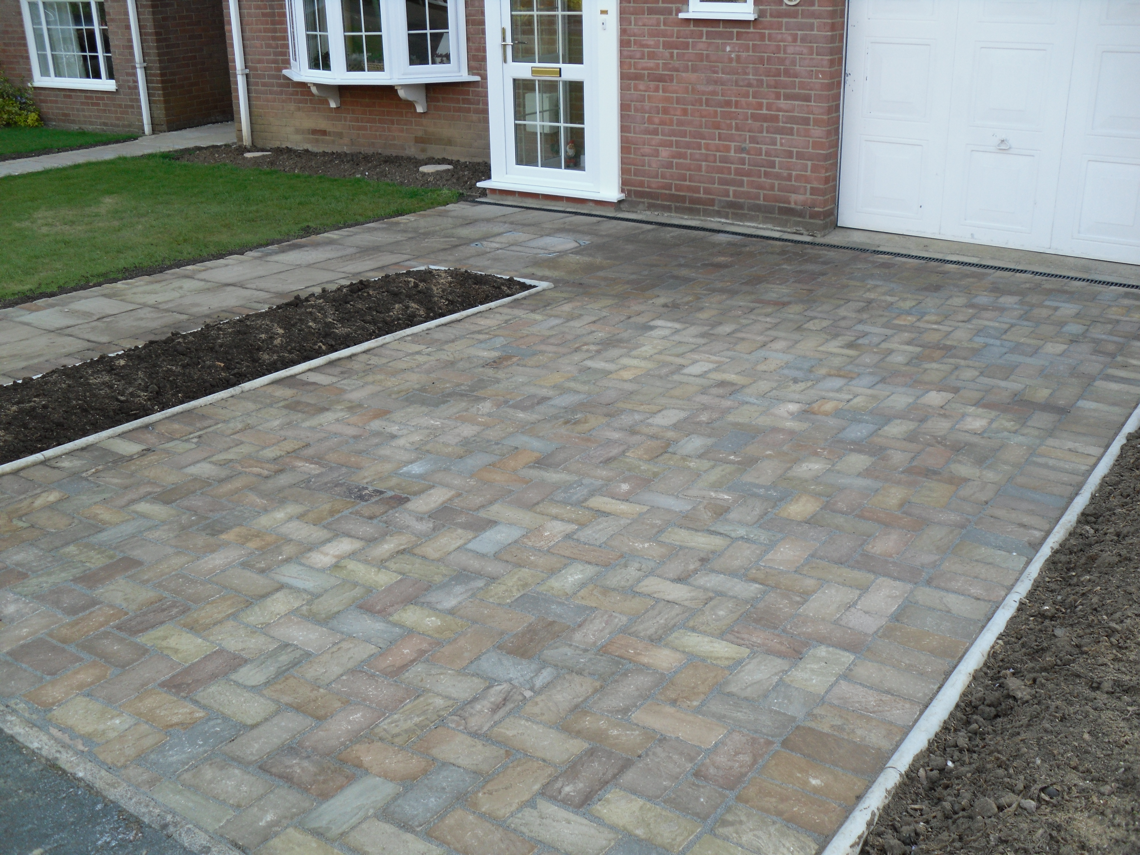 Natural Stone Driveway Paving Patio Driveway Cambridge Ely Newmarket