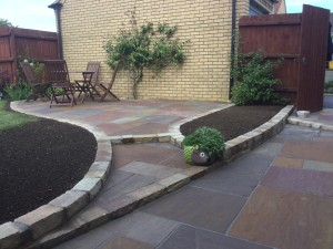 Patio In Ely